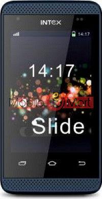Lcd Display Screen For Intex Crystal 3.5