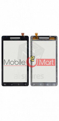 Touch Screen Digitizer For Motorola MILESTONE 2 A953