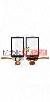 Touch Screen Digitizer For Motorola CLIQ XT MB501