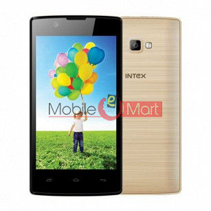 Lcd Display Screen For Intex Cloud 3G Candy