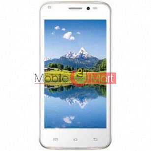 Lcd Display Screen For Intex Cloud N12 Plus