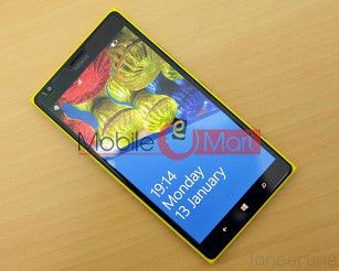 Touch Screen Glass For Nokia Lumia 1520