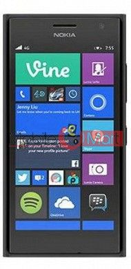 Touch Screen Digitizer For Nokia Lumia 735
