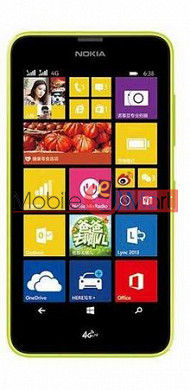 Touch Screen Digitizer For Nokia Lumia 638