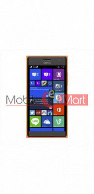 Touch Screen Digitizer For Nokia Lumia 730 Dual SIM RM