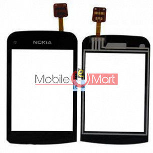 New Touch Screen Digitizer For Nokia C2-07