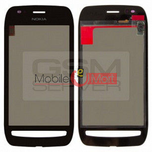 Touch Screen Digitizer For Nokia Lumia 710