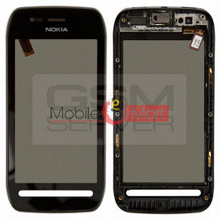Touch Screen Digitizer Glass For Nokia 603