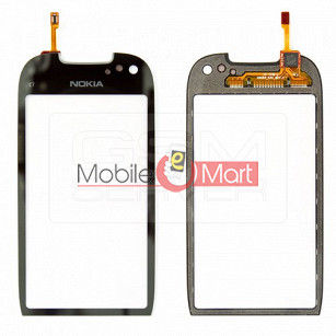 Touch Screen Digitizer For Nokia C7-00