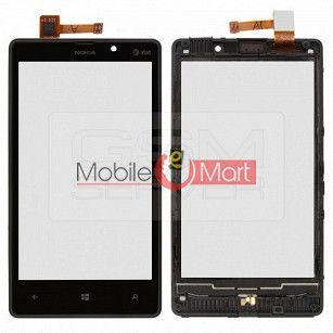 Touch Screen Digitizer For Nokia Lumia 820