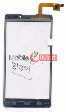Touch Screen Digitizer For Panasonic P81