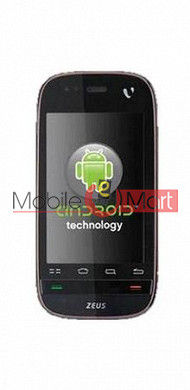Touch Screen Digitizer For Videocon Zeus V7500