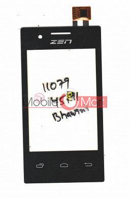 Touch Screen Digitizer For Zen Ultrafone 105 Pro