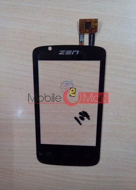 Touch Screen Digitizer For Zen Ultrafone 104