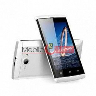 Touch Screen Digitizer For Spice Xlife MI404