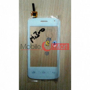 Touch Screen Digitizer For Spice Buddy N300 Dual Sim