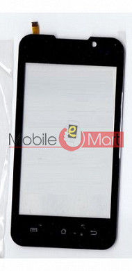 Touch Screen Digitizer For Spice Mi-437 Stellar Nhance 2
