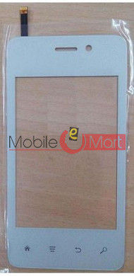 Touch Screen Digitizer For Spice Mi-356 Smart Flo Mettle 3.5X