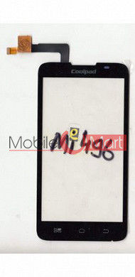 Touch Screen Digitizer For Spice Mi-496 Spice Coolpad 2