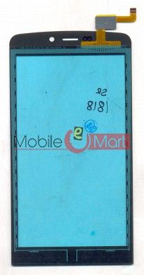 Touch Screen Digitizer For Spice Mi-518