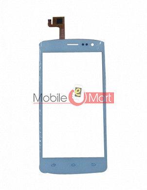 Touch Screen Digitizer Front Glass For Spice Stellar Mi507