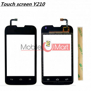 Touch Screen Digitizer For Huawei Ascend Y210