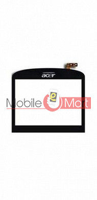 Touch Screen Digitizer For Acer beTouch E130