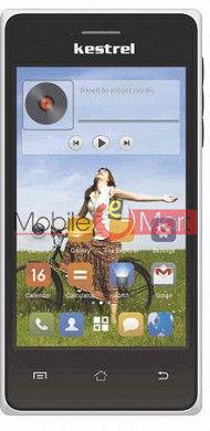 Touch Screen Digitizer For Kestrel KM 401
