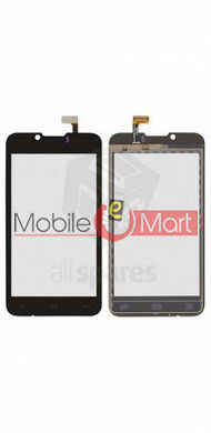 Touch Screen Digitizer For Fly IQ441 Radiance