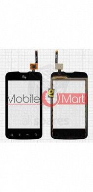 Touch Screen Digitizer For Fly IQ238
