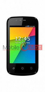 Touch Screen Digitizer For M-Tech A8 INFINITY - Black