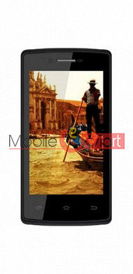 Touch Screen Digitizer For K-Touch A17 - Black