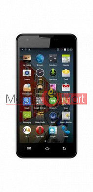 Touch Screen Digitizer For T-Max Jaguar - Black