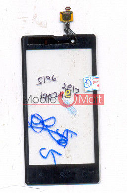 Touch Screen Digitizer For Lyf Flame 8