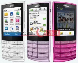 Nokia X3-02 Original Full Body