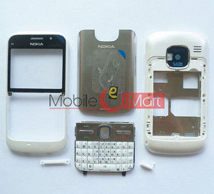 Full Body Panel Faceplate Housing For Nokia E5 Mobile Phone