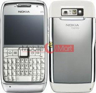 Full Body Panel Faceplate Housing For Nokia E71 Mobile Phone