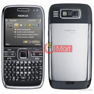 Full Body Panel Faceplate Housing For Nokia E72 Mobile Phone