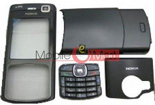 Full Body Housing Panel Faceplate For Nokia N70 Mobile Phone