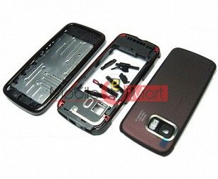 Full Body Panel Nokia 5800 Mobile Phone Housing Fascia Faceplate