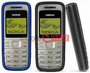 Full Body Panel Nokia 1200 Mobile Phone Housing Fascia Faceplate