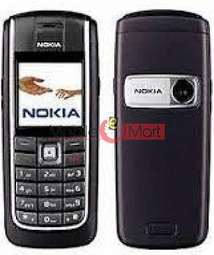 Full Body Panel Nokia 6020 Mobile Phone Housing Fascia Faceplate