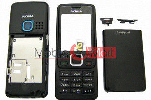 Full Body Panel Nokia 6300 Mobile Phone Housing Fascia Faceplate