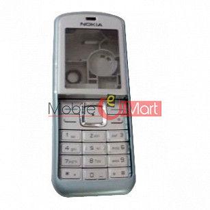 Full Body Panel Nokia 6070 Mobile Phone Housing Fascia Faceplate