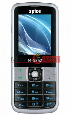 Spice M5252 Full Body Panel Housing Fascia Faceplate Mobile Phone