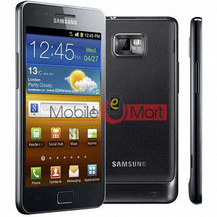 Faceplate Housing Body for Samsung Galaxy S2 I9100