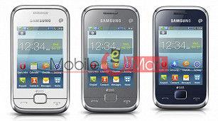 Full Body Housing Panel Faceplate For Samsung C3312 Champ Mobile Phone