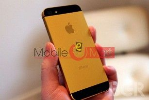 Housing Body Panel For Apple iPhone 5 Golden