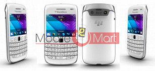 Mobile Phone Body Panel Housing For Blackberry Bold 5 9790  White