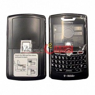 Housing Faceplate Body Panel for Blackberry 8800